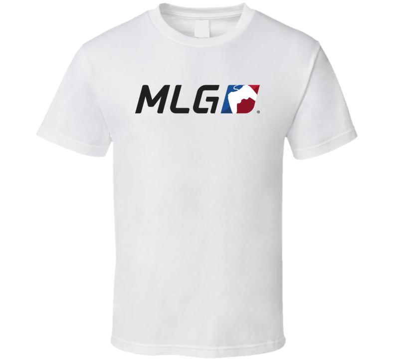 MLG Logo T Shirt