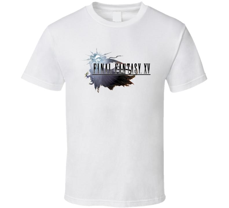 Final Fantasy XV Logo T Shirt