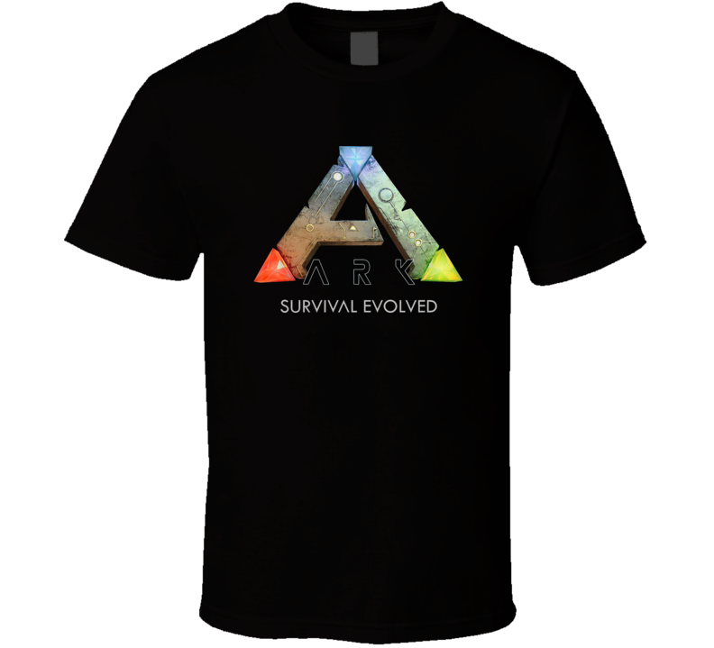 Ark Survival Evolved Logo T Shirt