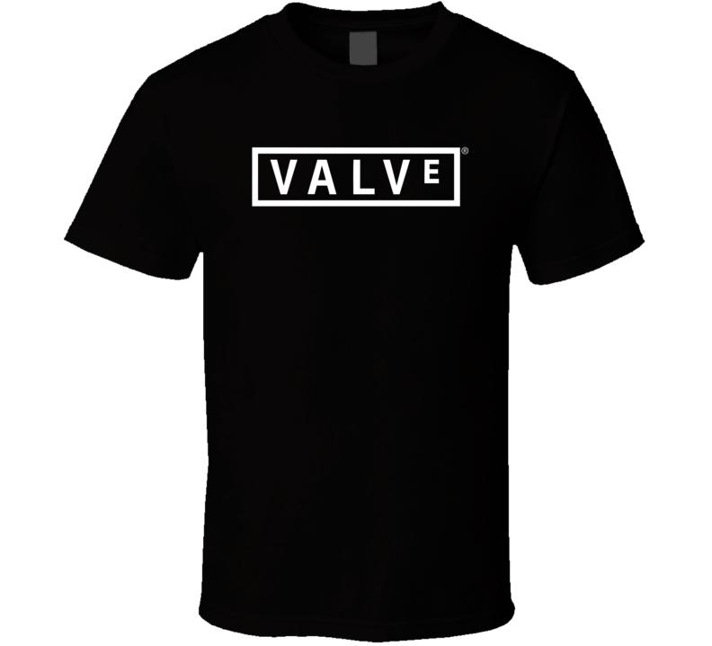 Valve Logo T Shirt
