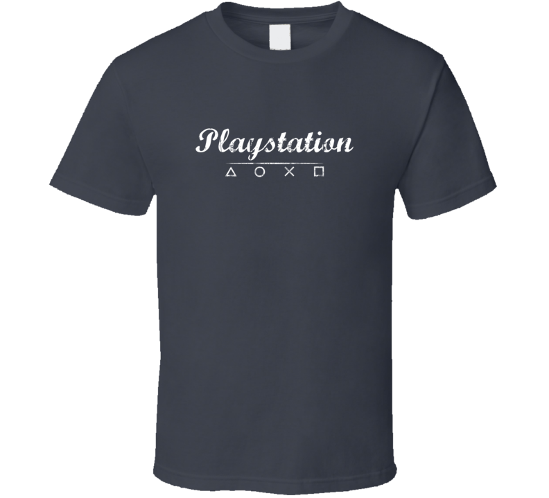 PlayStation Shapes T Shirt