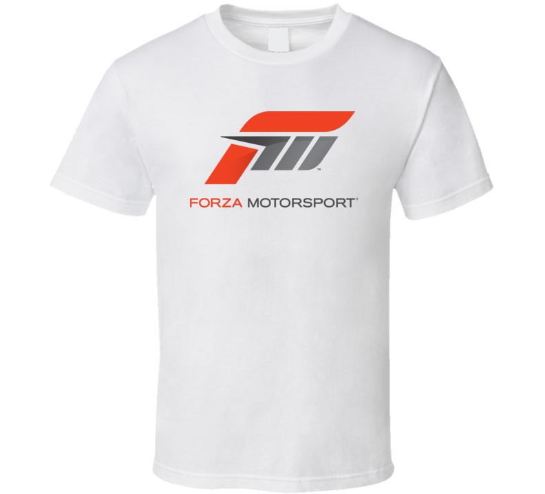 Forza Motorsport Logo T Shirt