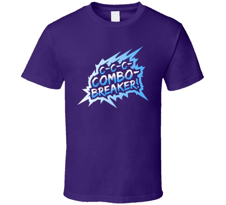 Combo Breaker Killer Instinct T Shirt