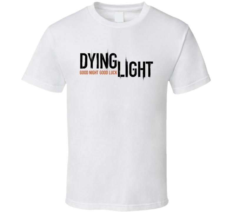 Dying Light Logo T Shirt