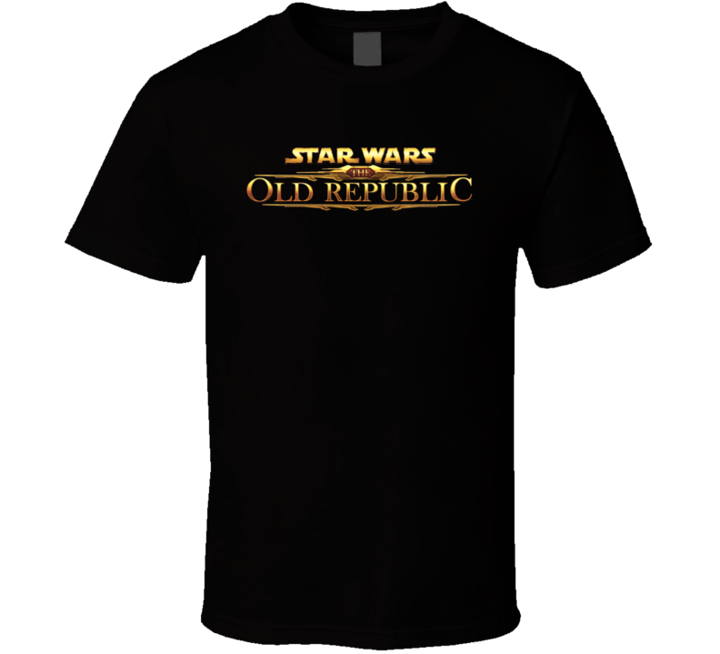 Star Wars the Old Republic Logo T Shirt