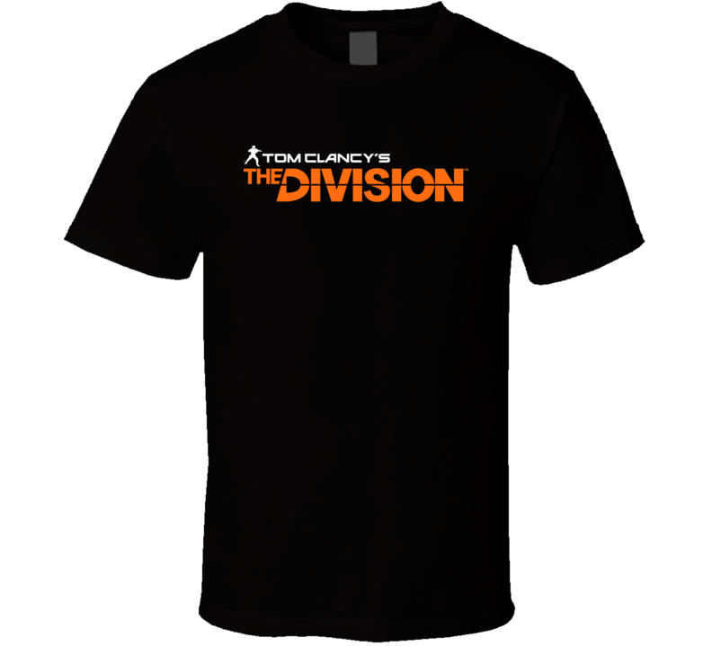 Tom Clancy's The Division Logo T Shirt