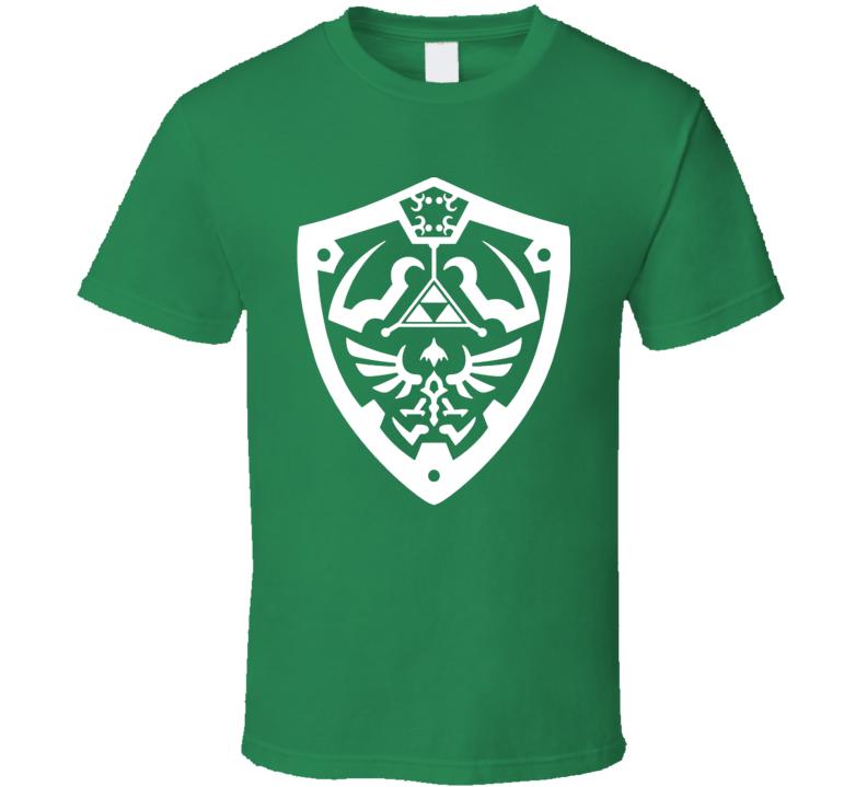 Zelda Shield T Shirt