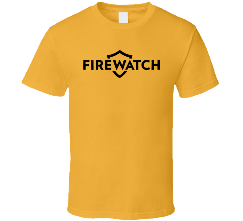 Firewatch Logo T Shirt