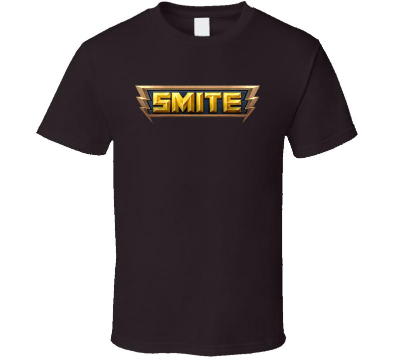 Smite Logo T Shirt