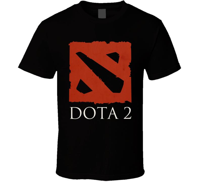 Dota 2 Logo T Shirt
