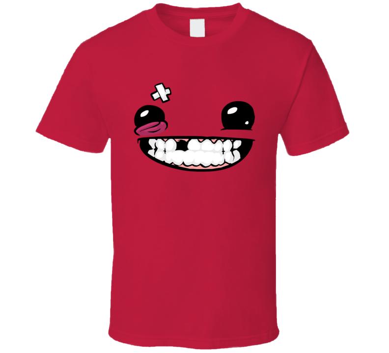 Super Meat Boy T Shirt
