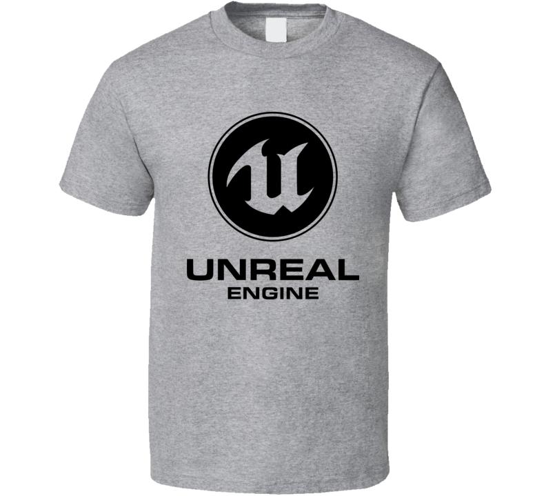 Unreal Engine Logo T Shirt
