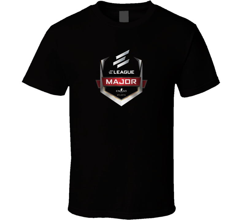 ELeague Major CS:GO Atlanta T-Shirt