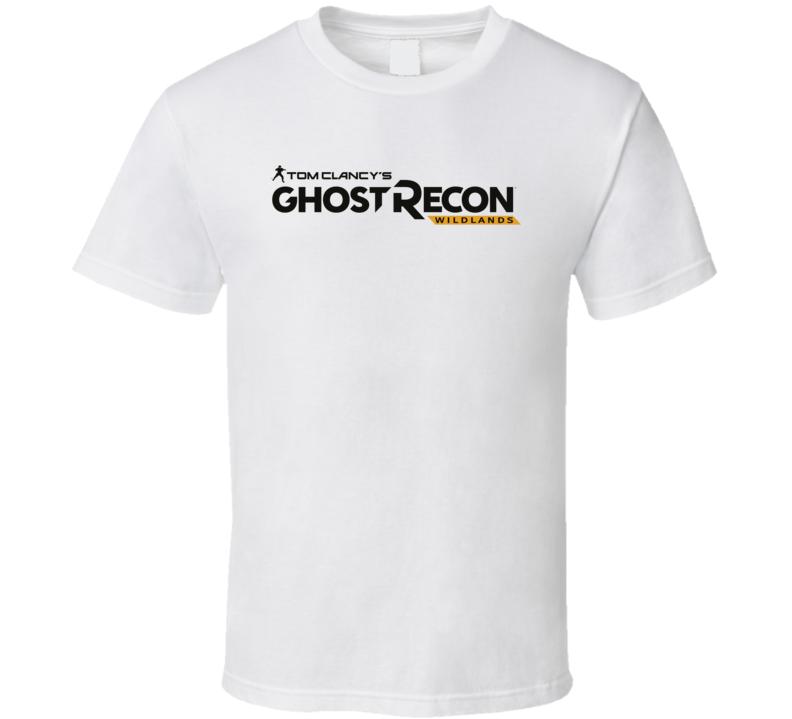 Tom Clancy's Ghost Recon Wildlands Logo T-Shirt