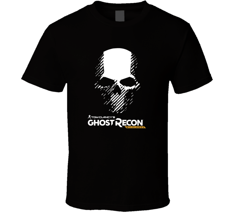 Tom Clancy's Ghost Recon Wildlands Skull T-Shirt