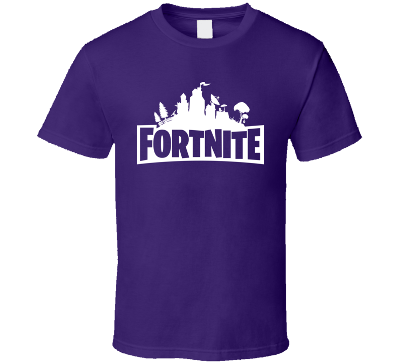 Fortnite Logo T Shirt