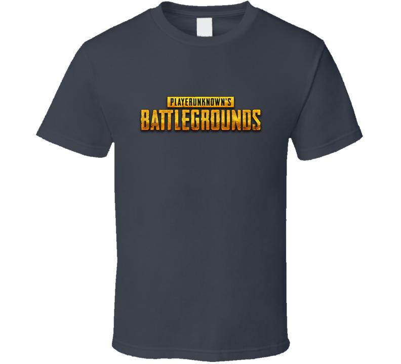 Playerunknown's Battlegrounds Logo T Shirt