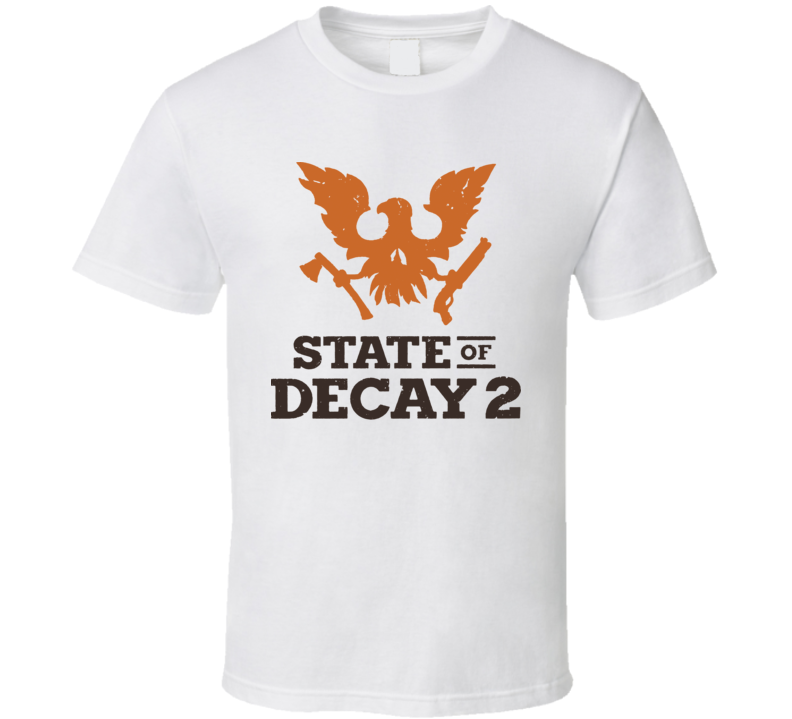State Of Decay 2 Logo T-shirt
