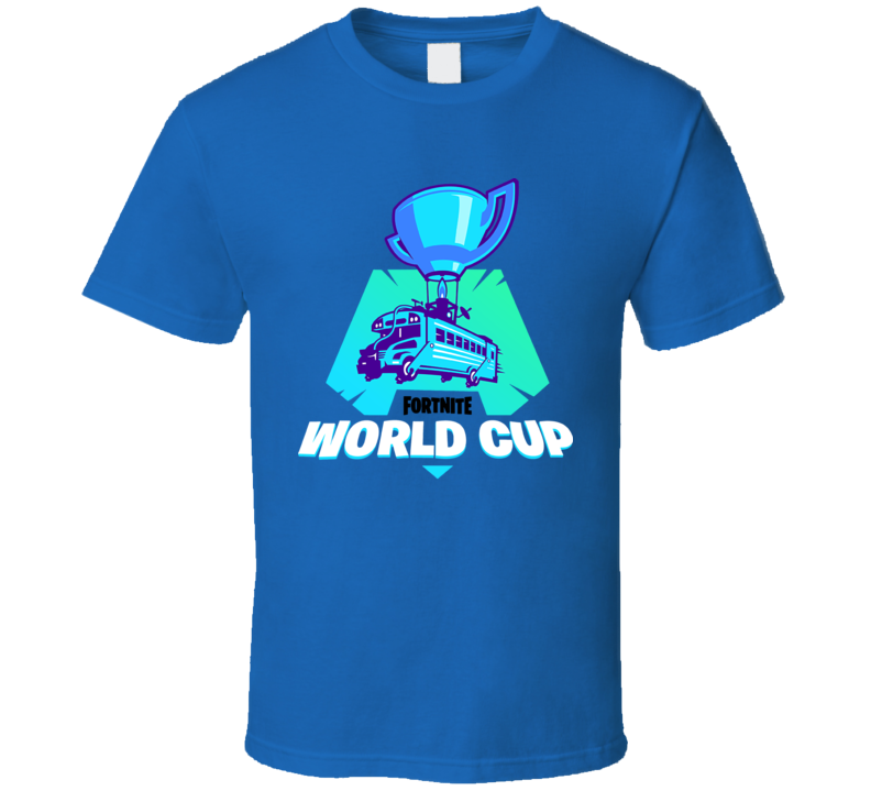 Fortnite World Cup T Shirt
