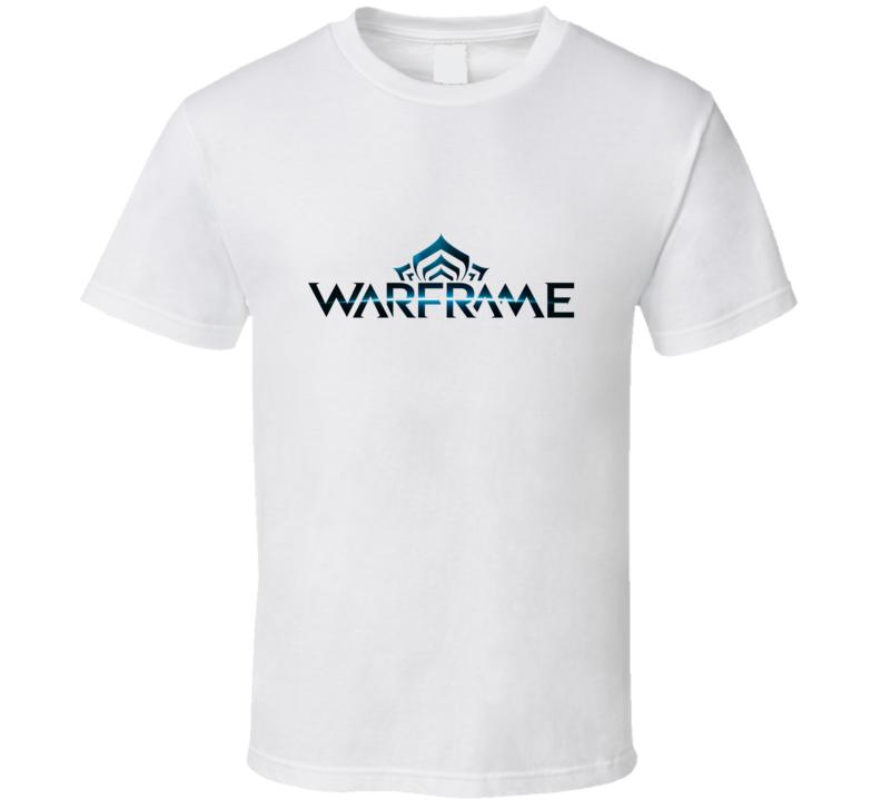 Warframe Logo T Shirt