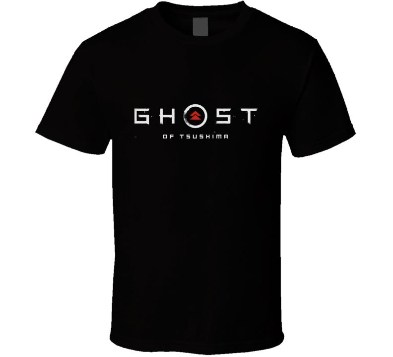 Ghosts Of Tsushima Logo T Shirt