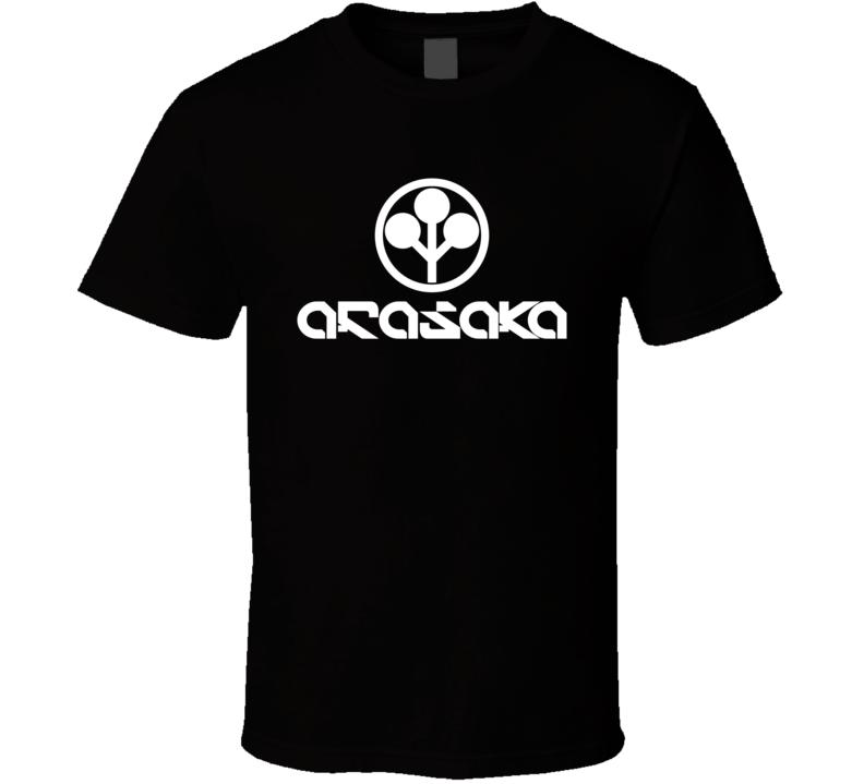 Arasaka Corporation Logo Cyberpunk 2077 T Shirt