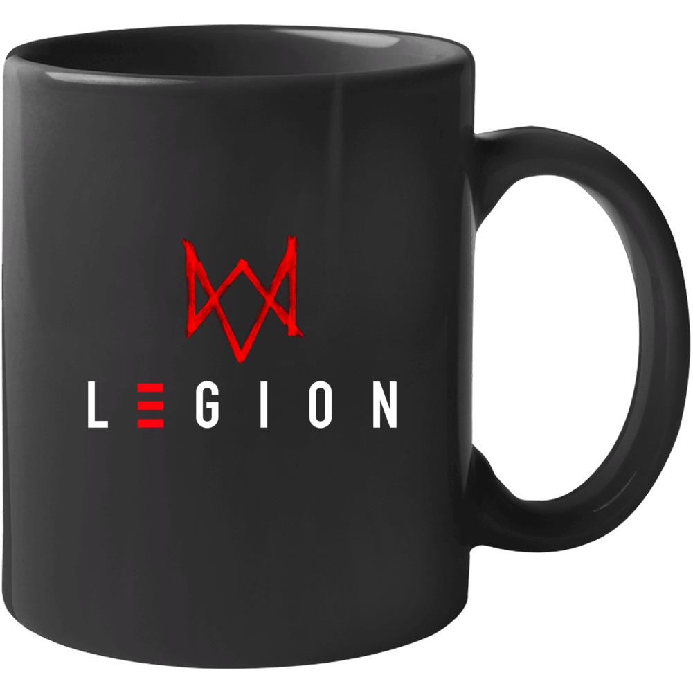 Watchdogs: Legions Logo Mug Mug
