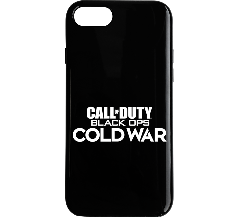 Call Of Duty: Black Ops Cold War Logo Phone Case