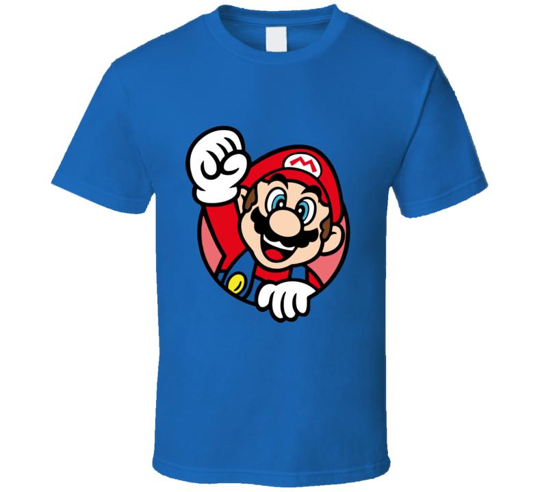 Super Mario 1up T Shirt