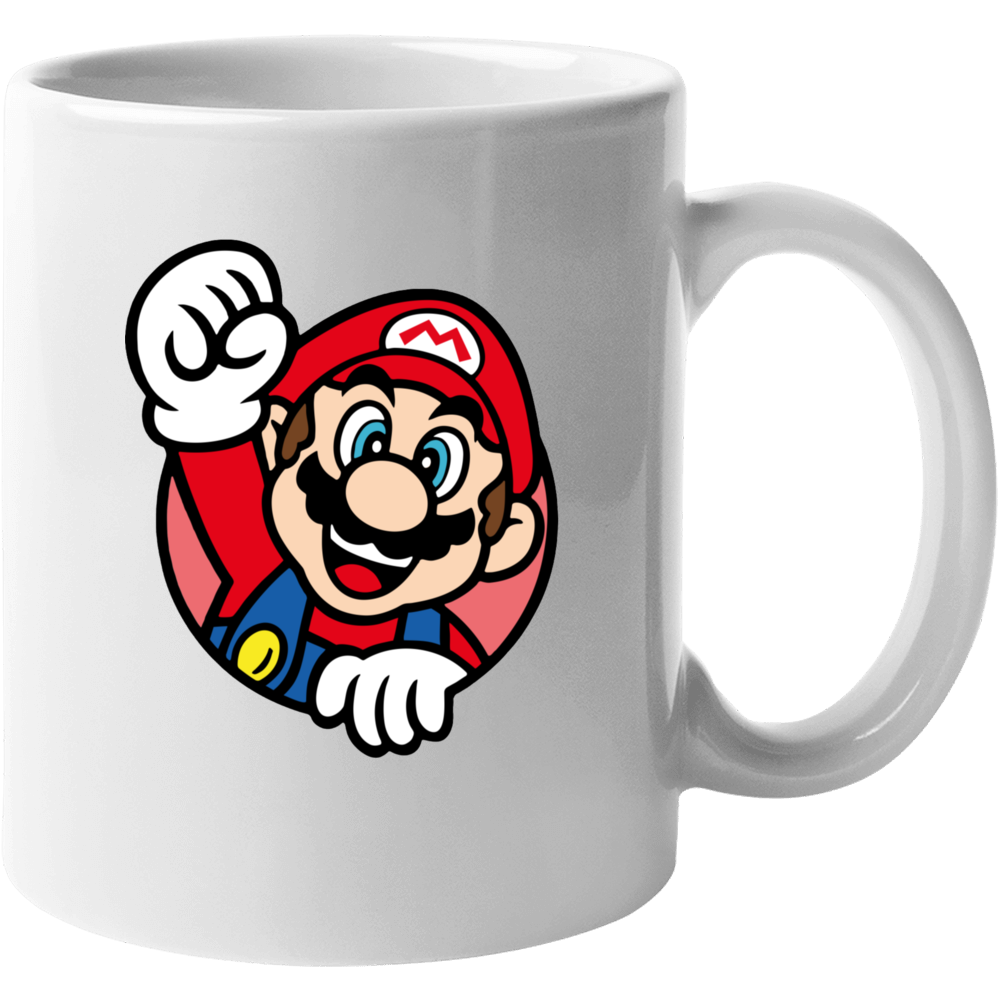 Super Mario 1up Mug Mug