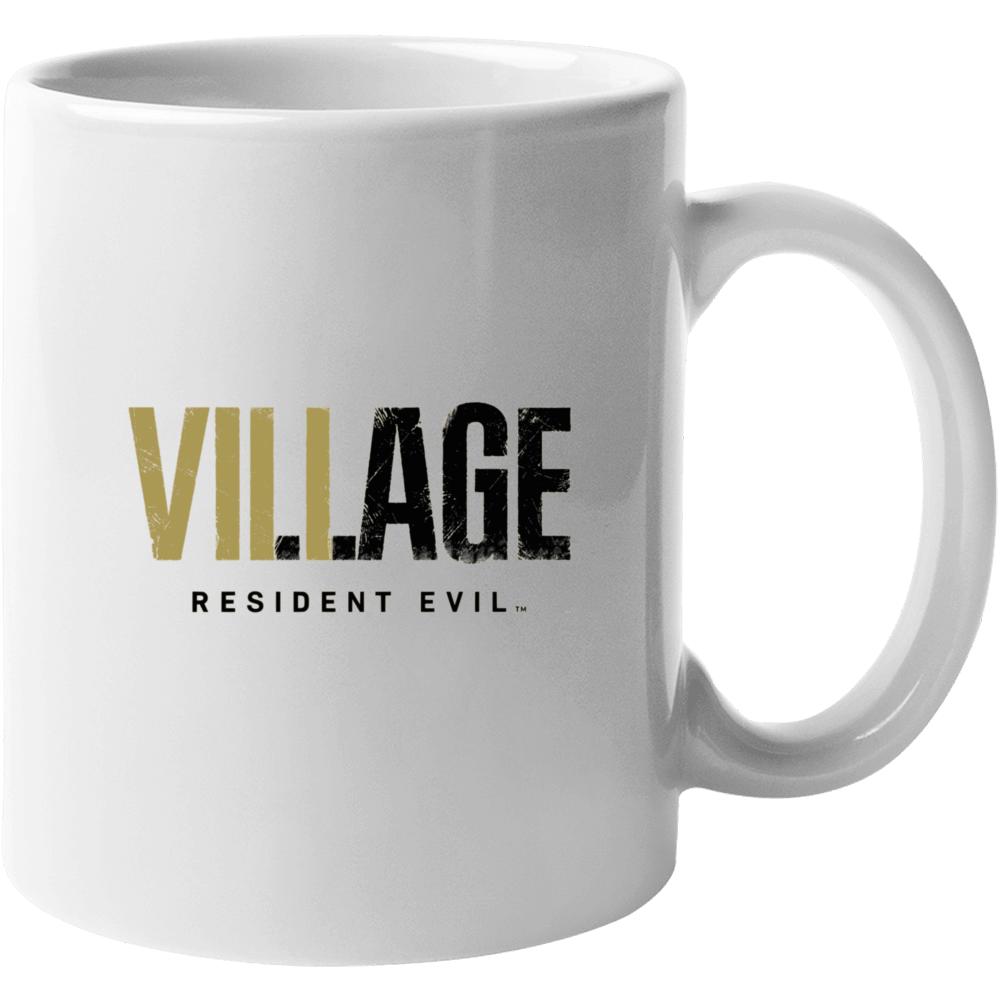 Resident Evil Village Logo Mug Mug
