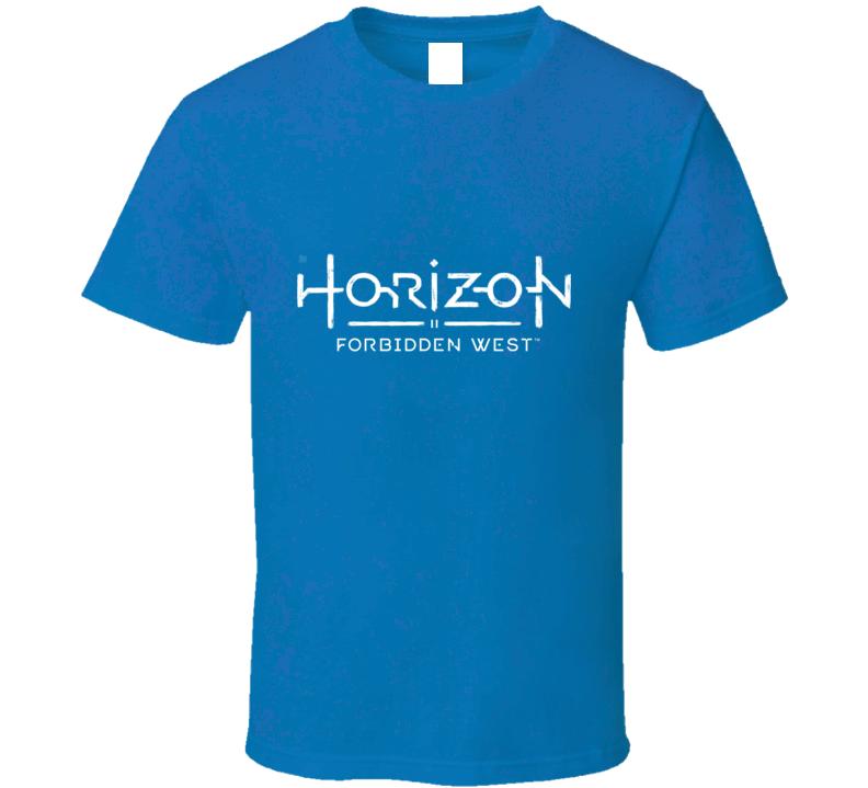 Horizon Forbidden West Logo T Shirt