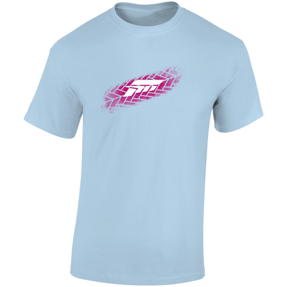 Forza Motorsport Logo Tracks T Shirt