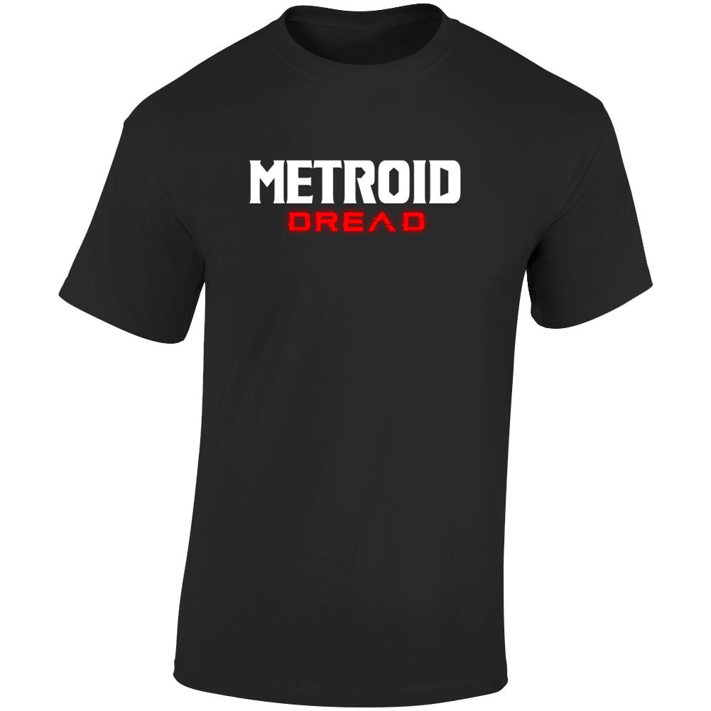 Metroid Dread Logo T Shirt