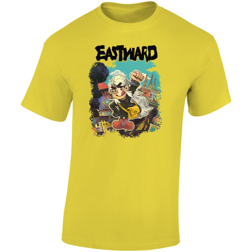 Eastward Logo Cover Art T Shirt