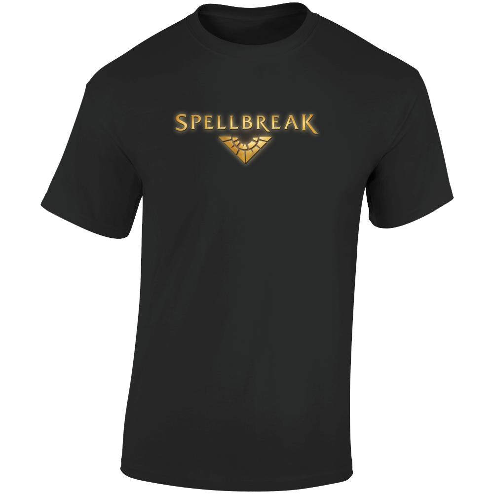 Spellbreak Logo Video Game T Shirt
