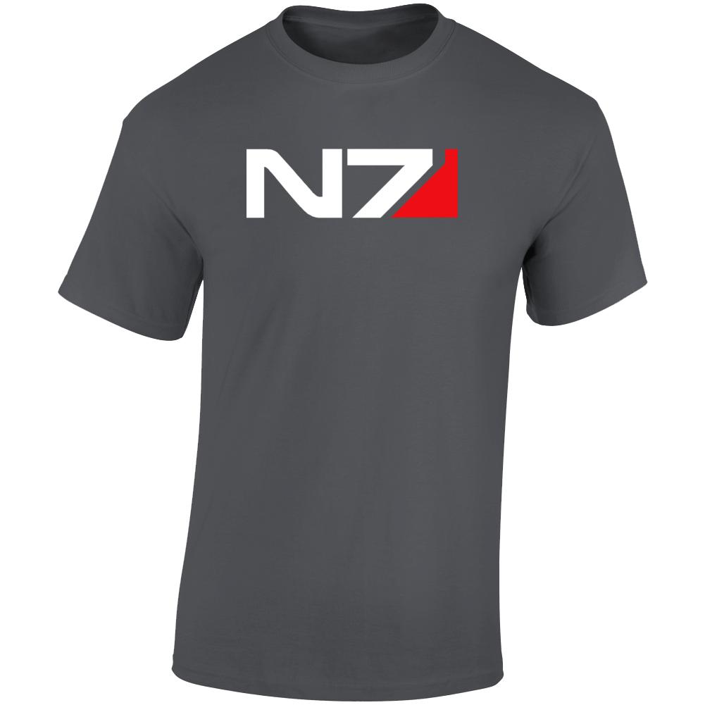 N7 Logo Mass Effect T Shirt