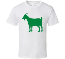 Green Goat T Shirt