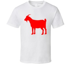 Red Goat T Shirt