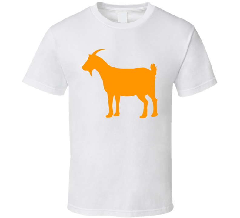 Gold Goat T Shirt