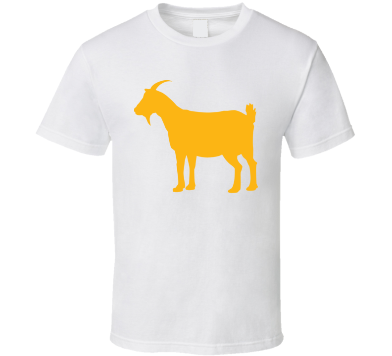 Yellow Goat T Shirt