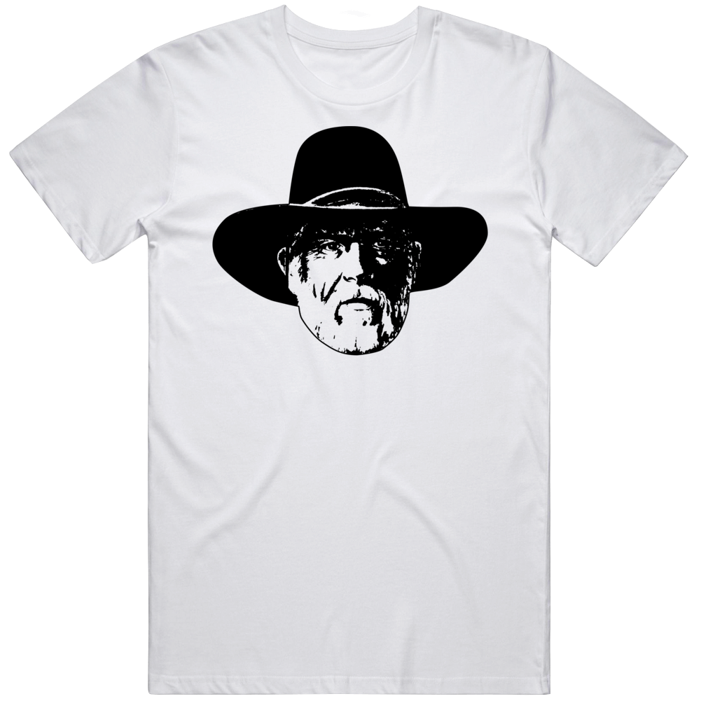 Woodrow F Call  Lonesome Dove Tommy Lee Jones 80s Tv Show Character Fan T Shirt
