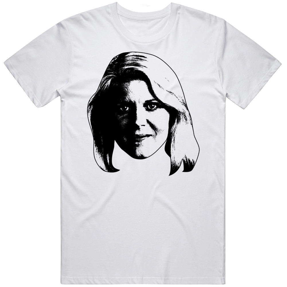 Norma Arnold The Wonder Years Alley Mills 80s Tv Show Character Fan T Shirt