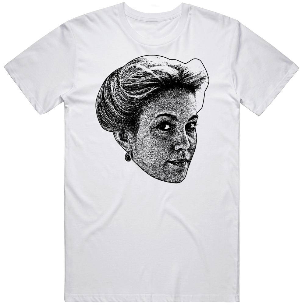 Lorena Wood Diane Lane Lonesome Dove 80s Tv Show Character Fan T Shirt
