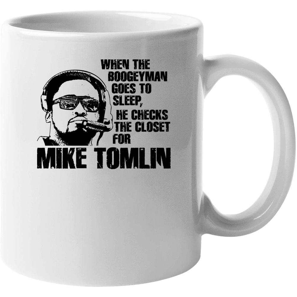 Mike Tomlin Pittsburgh Football Mug