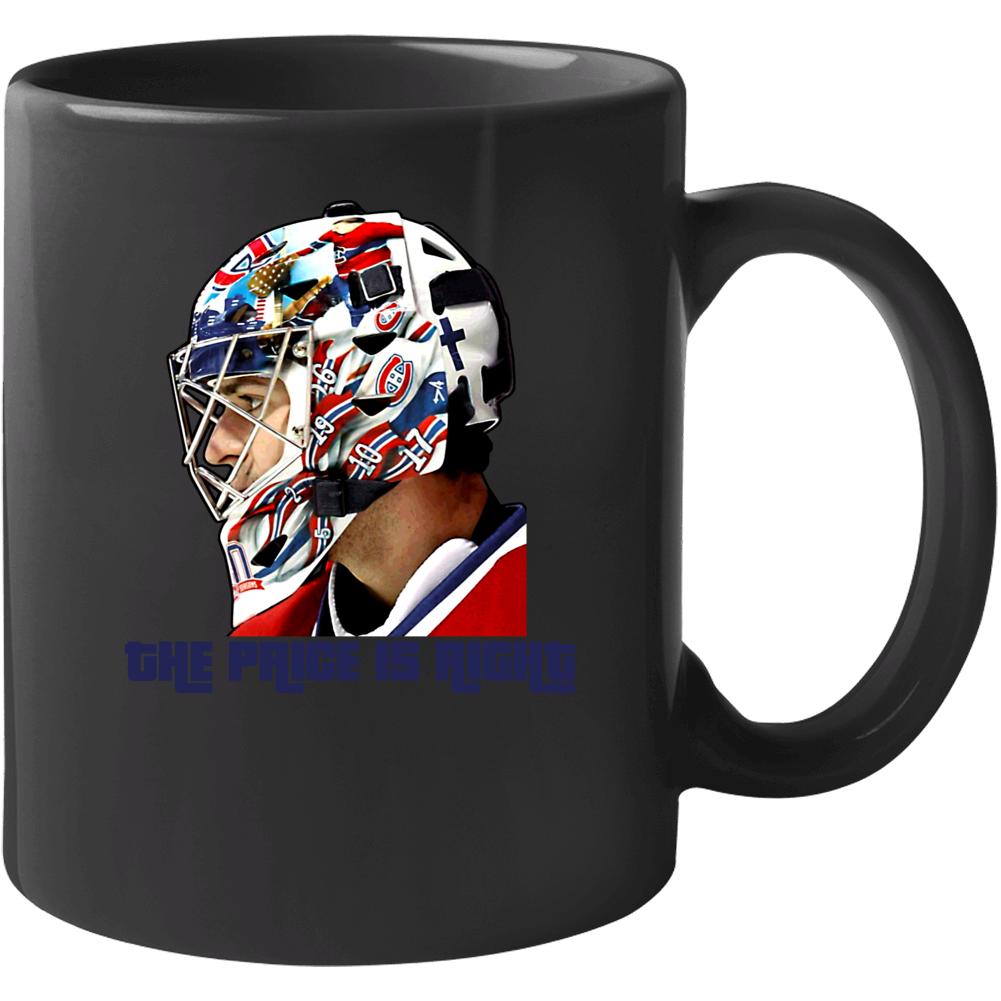 Carey Price Montreal Goalie Price Is Right Mug