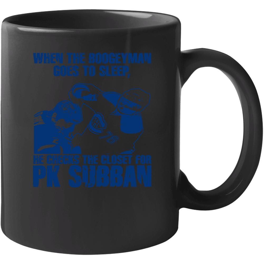 Pk Subban Montreal Hockey Fight Mug