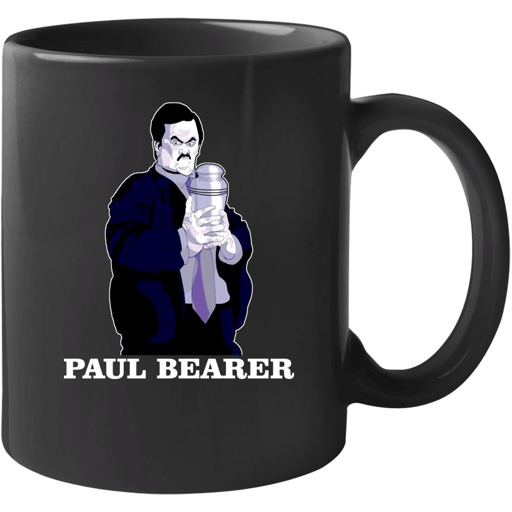 Paul Bearer Wrestling Manager Mug