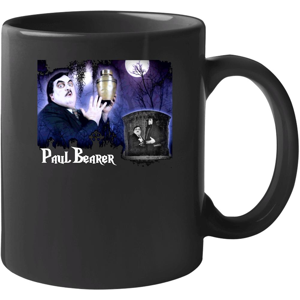 Paul Bearer Wrestling Manager Undertaker Mug