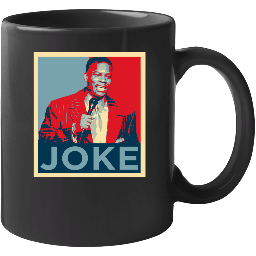 Dl Hughley Stand Up Comedian Funny Comedy Fan Cool Mug